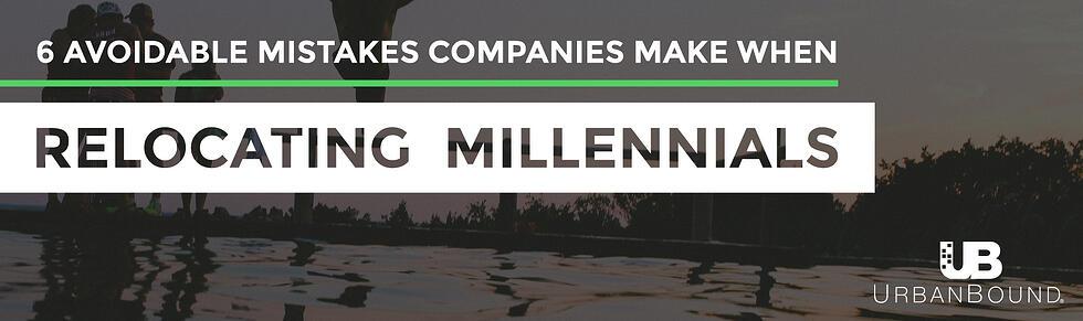 6 Avoidable Mistakes When Relocating Millennials Webinar
