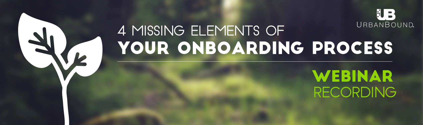 4 missing elements of your onboarding process