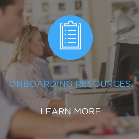 onboarding resources